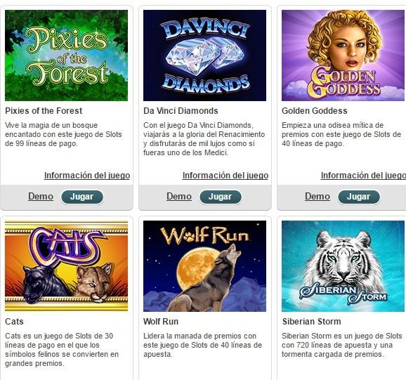 Bingo online mejores casino España-953074