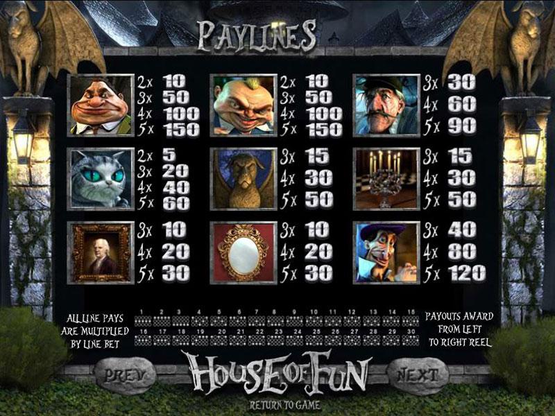 Blinda tus apuestas juegos house of fun-302896