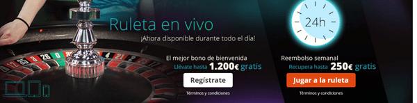 Bono bienvenida casino Luckia slots gratis-973461