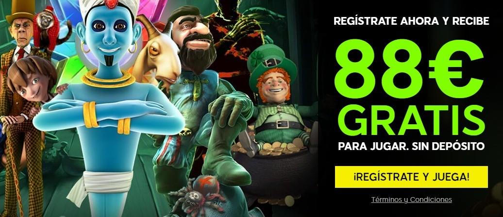 Bono sin deposito deportes 888 casino de bienvenida-553737