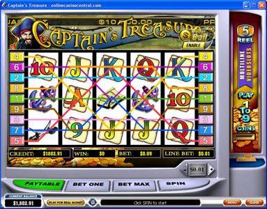 Bonos del tesoro 5 free spins Betsson-634791