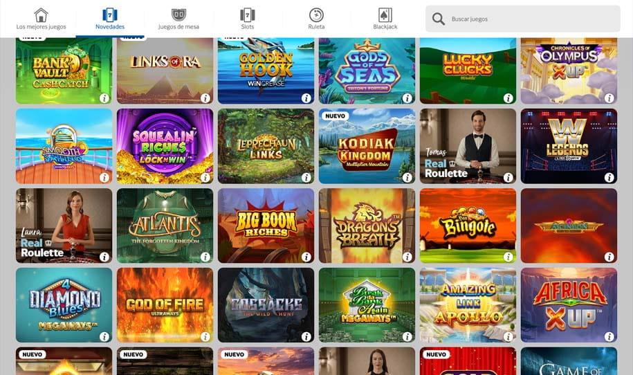 Bonos para jugadores chilenos ruletas de casinos-601190