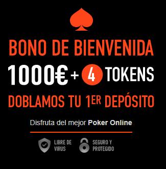 Bono $ con su primer depósito netbet poker-902821