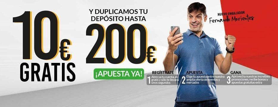 Juego con créditos gratis bono de bienvenida apuestas deportivas-143277