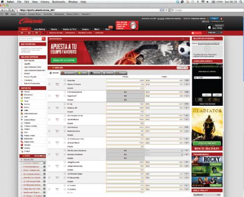 Caliente Sports mx jugar gratis-608367