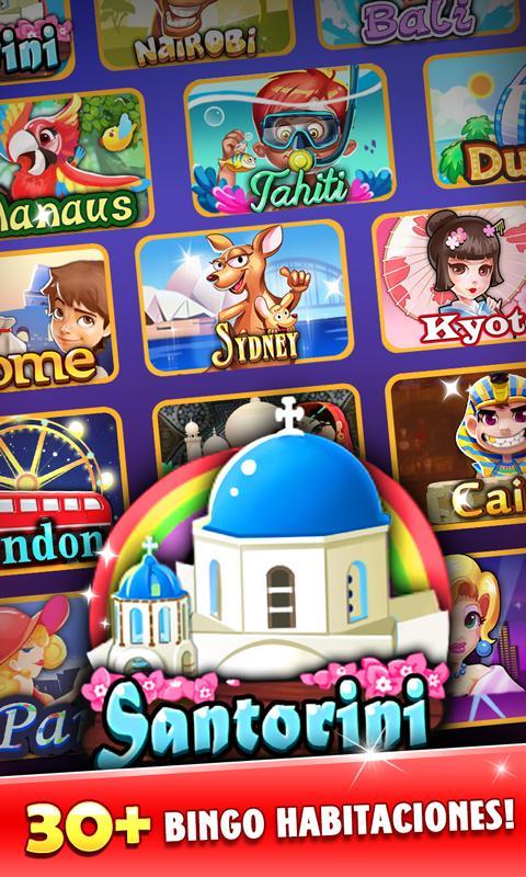 Casino bingo online app para juegos telefóno-518976
