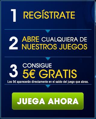 Casino bono sin deposito 5 euros bingoUniversal-686630
