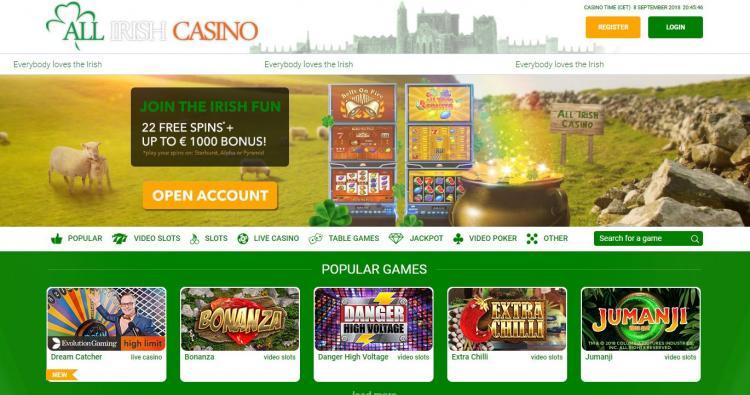 Casino bonuses in Ireland donde se encuentra el mejor-641912