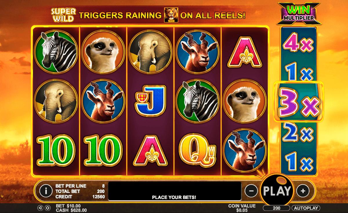 Casino en vivo pokerstars tragamonedas gratis Safari Heat-386248
