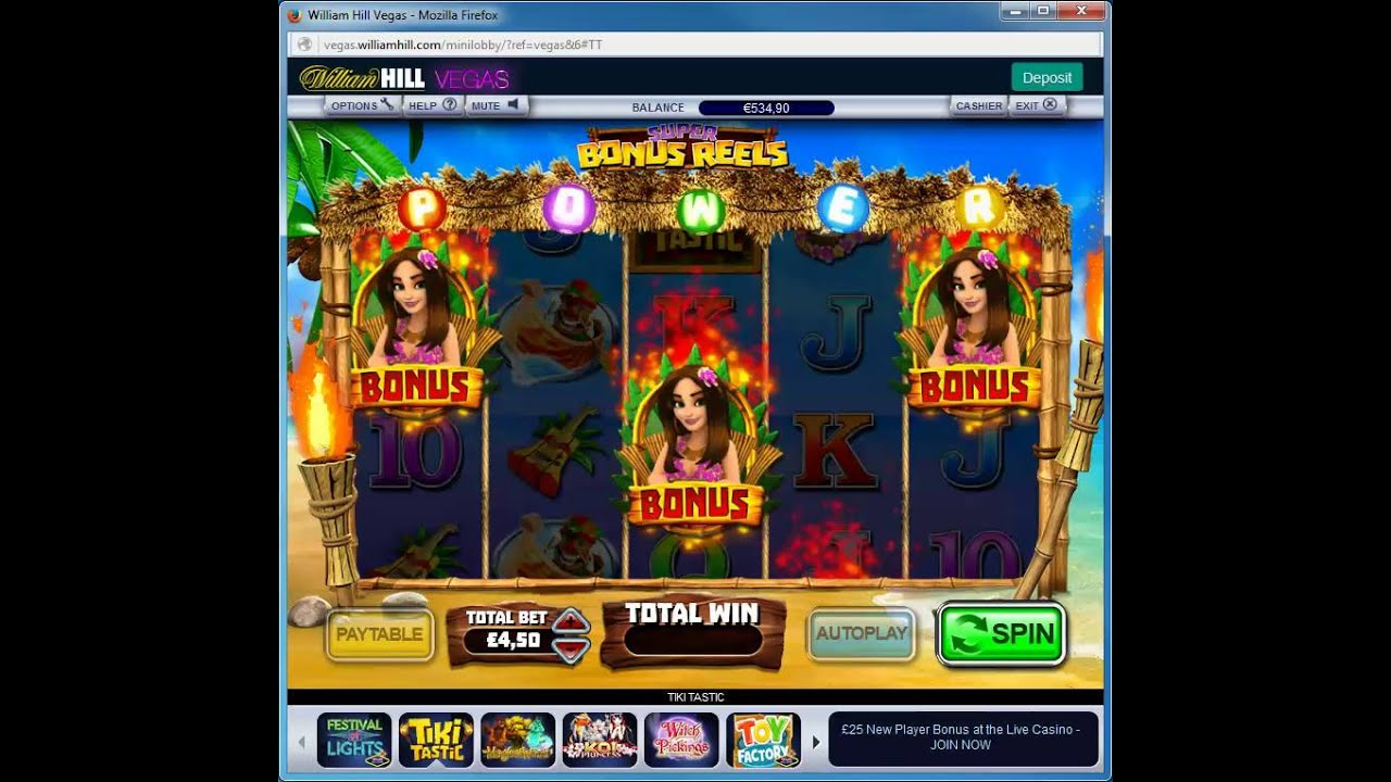 Casino epoca online william Hill es-790403
