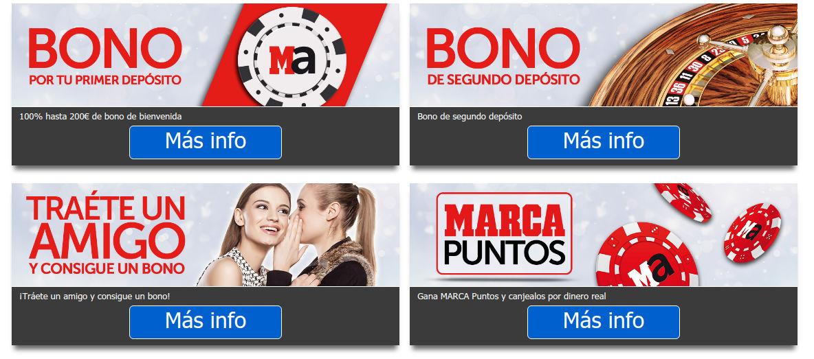 Casino Marca apuestas como jugar poker clasico-582147