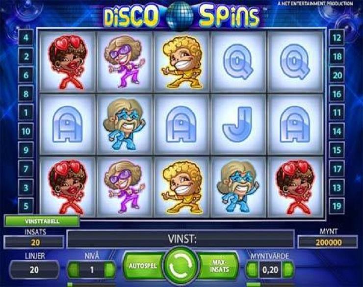 Casino online en español tragamonedas gratis Disco Spins-946307