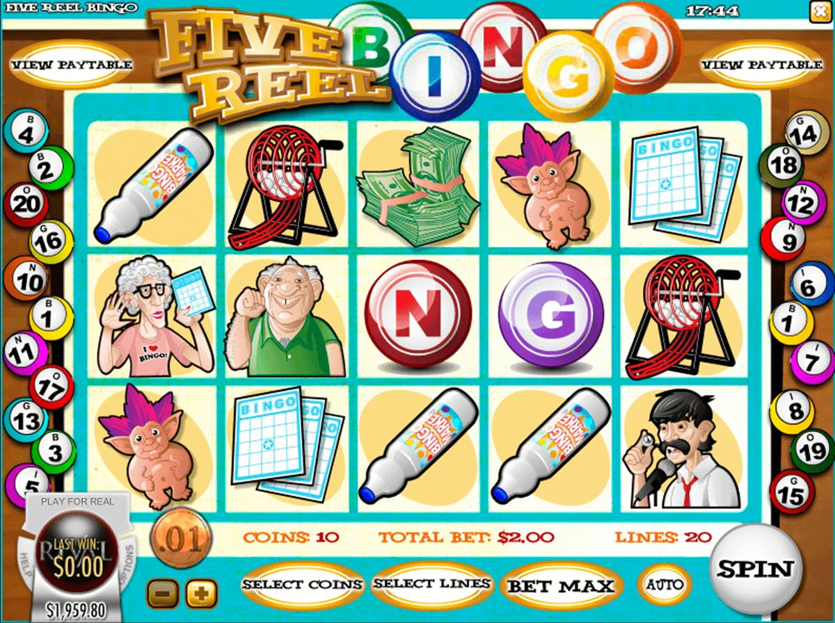 Casino online Lapalingo bingo gratis-335342