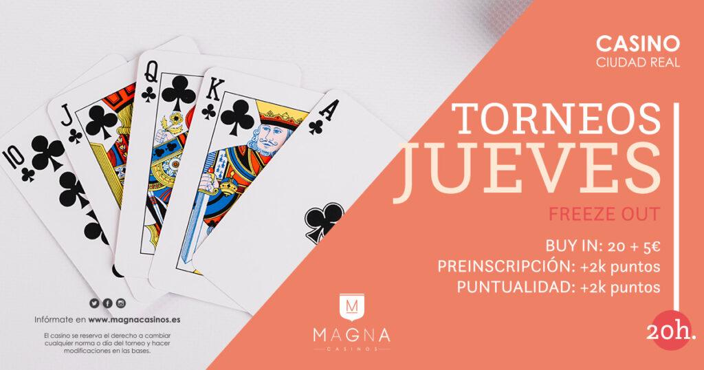 Casino Real Time calendario torneo de poker-834848