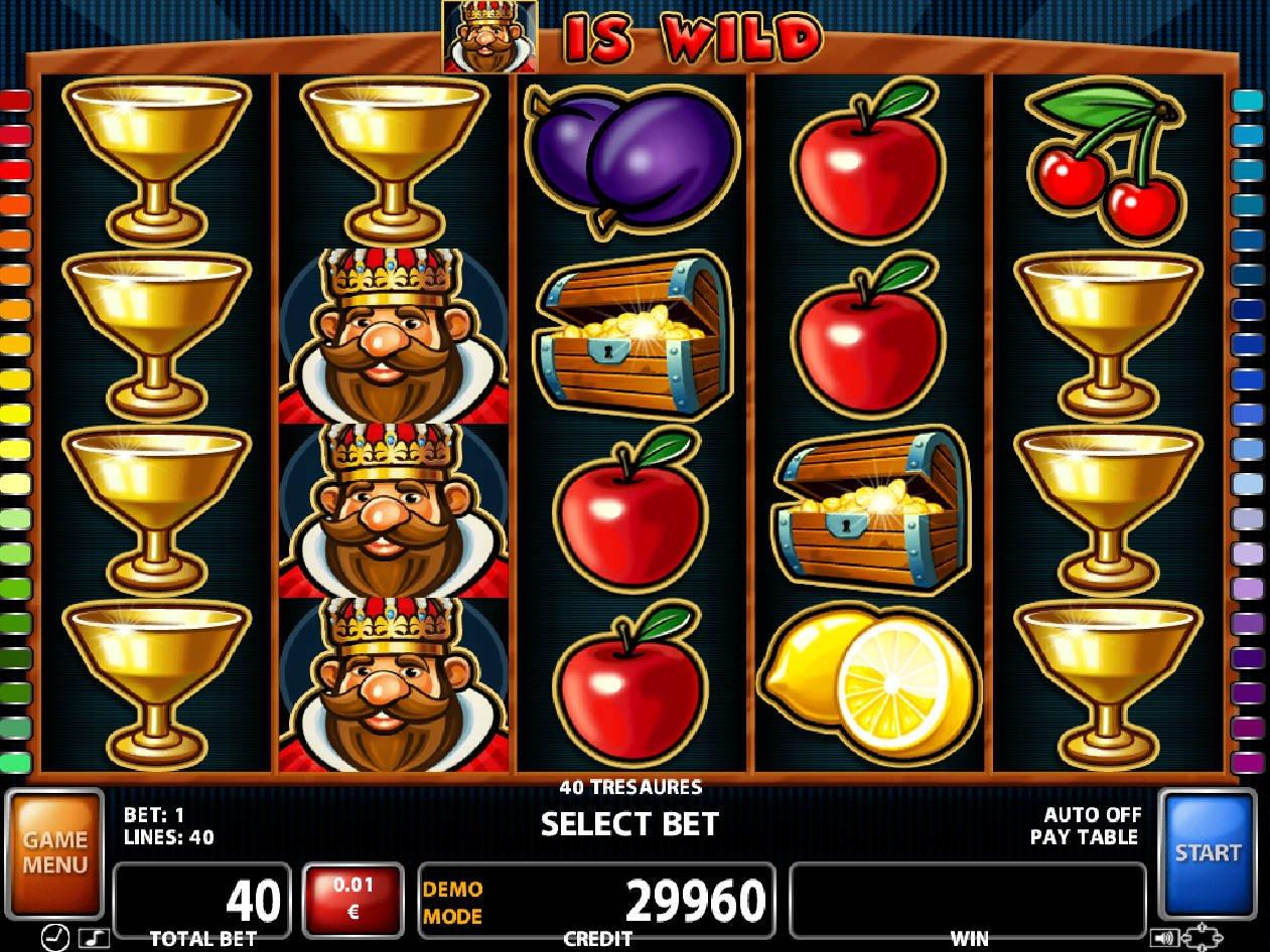 Casino WGS Technology tragamonedas gratis 5 tambores-950398