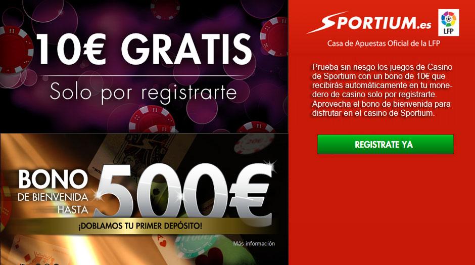 Casinos deportivos juega online Sportium-62675