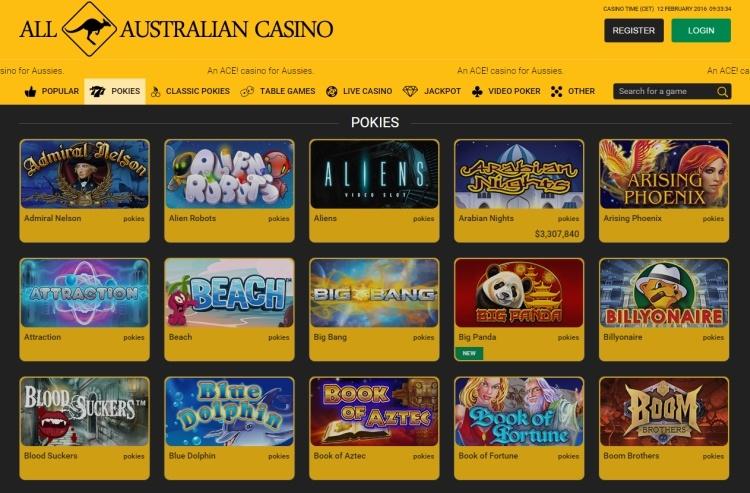Bonos casino en Australia slots online-981871