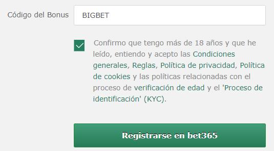 Codigo bonus bet365 2019 bonos que ofrece casino-867620