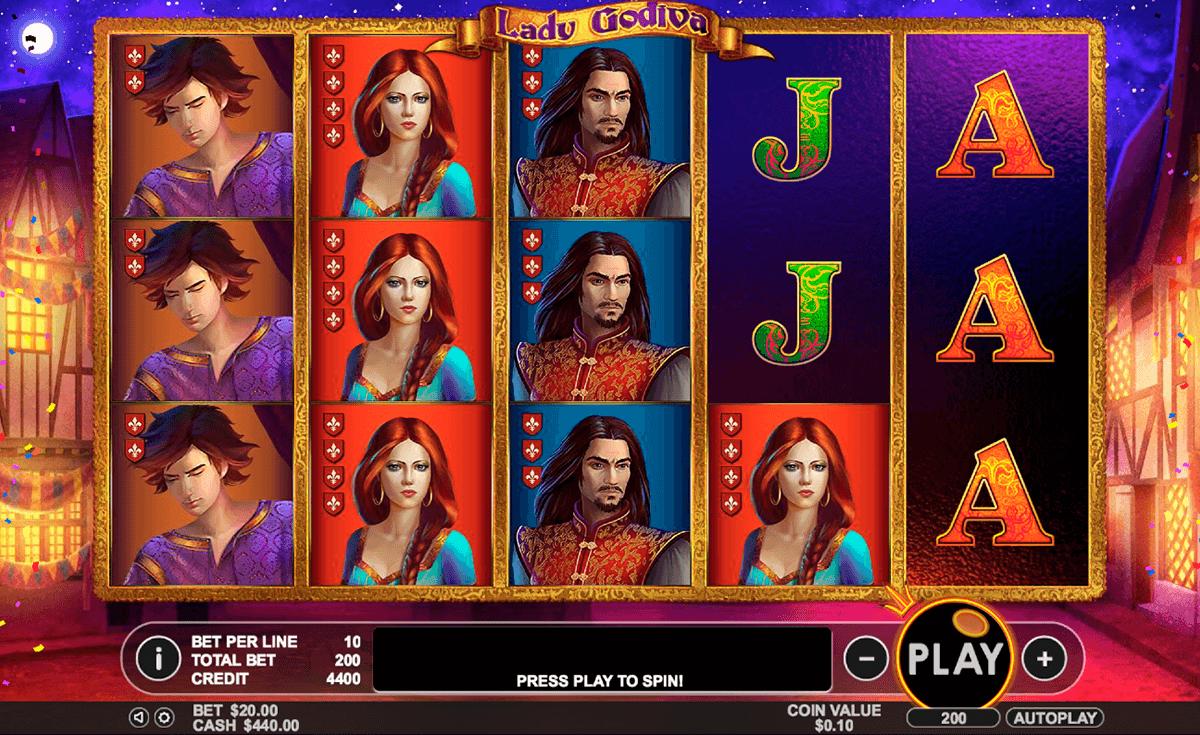 Como apostar en luckia tragamonedas gratis Lady Godiva-686522