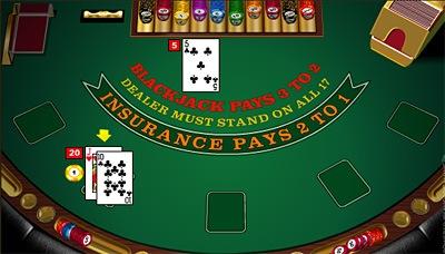 Como jugar al Blackjack casa de apuesta marca-131184
