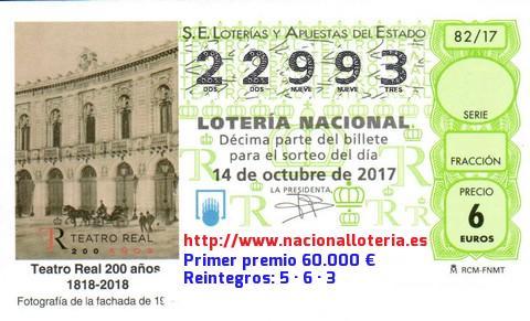 Premios por terminacion loteria nacional william Hill es-295820