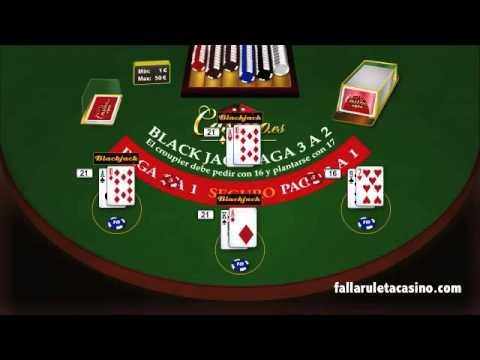 Como jugar al Blackjack online casino-947704