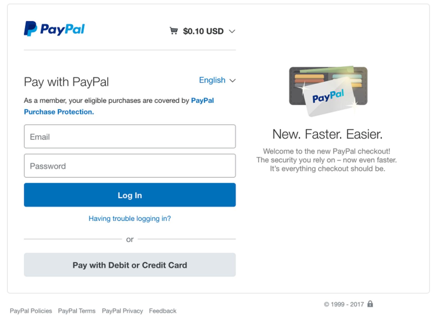 E-wallet paypal gratorama com-734294