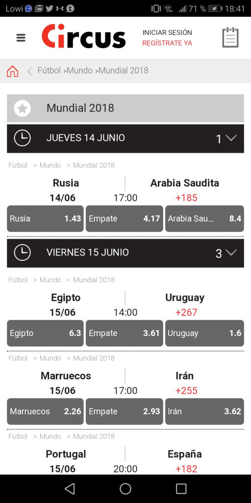 Euros gratis por registrarte métodos de pago casino Circus es-305611