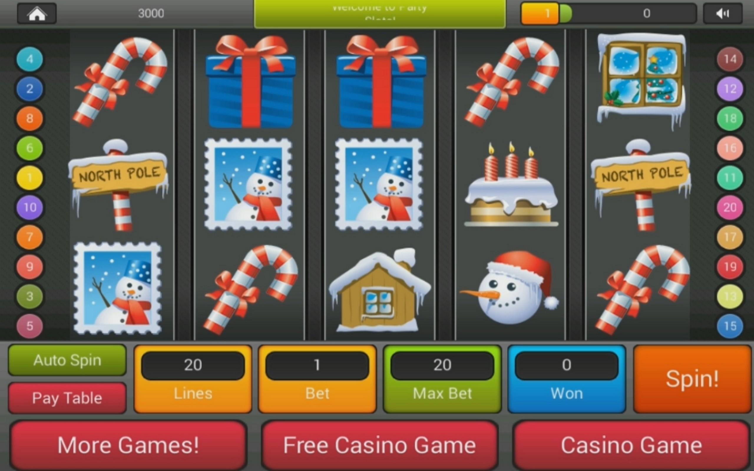 Slots Navideños apuestas casino-711535