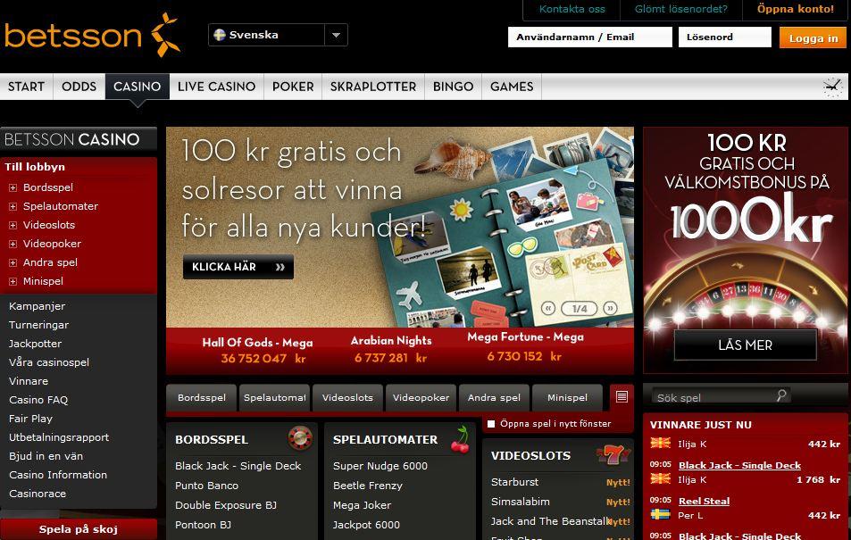 Betsson online casino bingo-103445