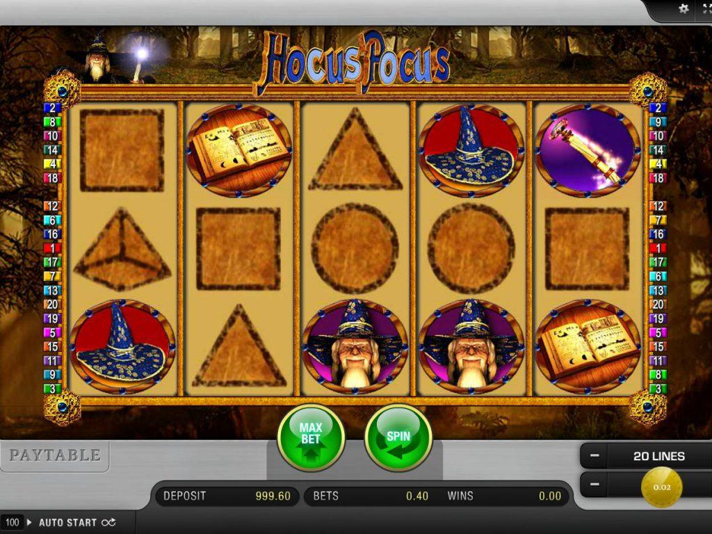 Casinos platinum tragamonedas gratis Hocus Pocus-646338