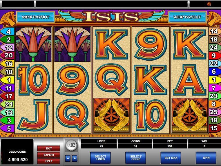 Isis tragamonedas en linea gratorama juegos-479374