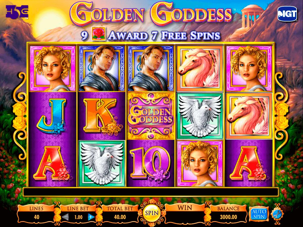 Juego de casino golden goddess palaceofChance com-421143
