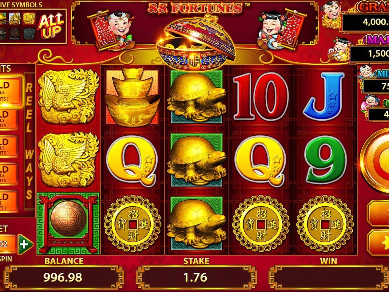 Juegos de Amaya Gaming como ganar en la maquina 88-447863