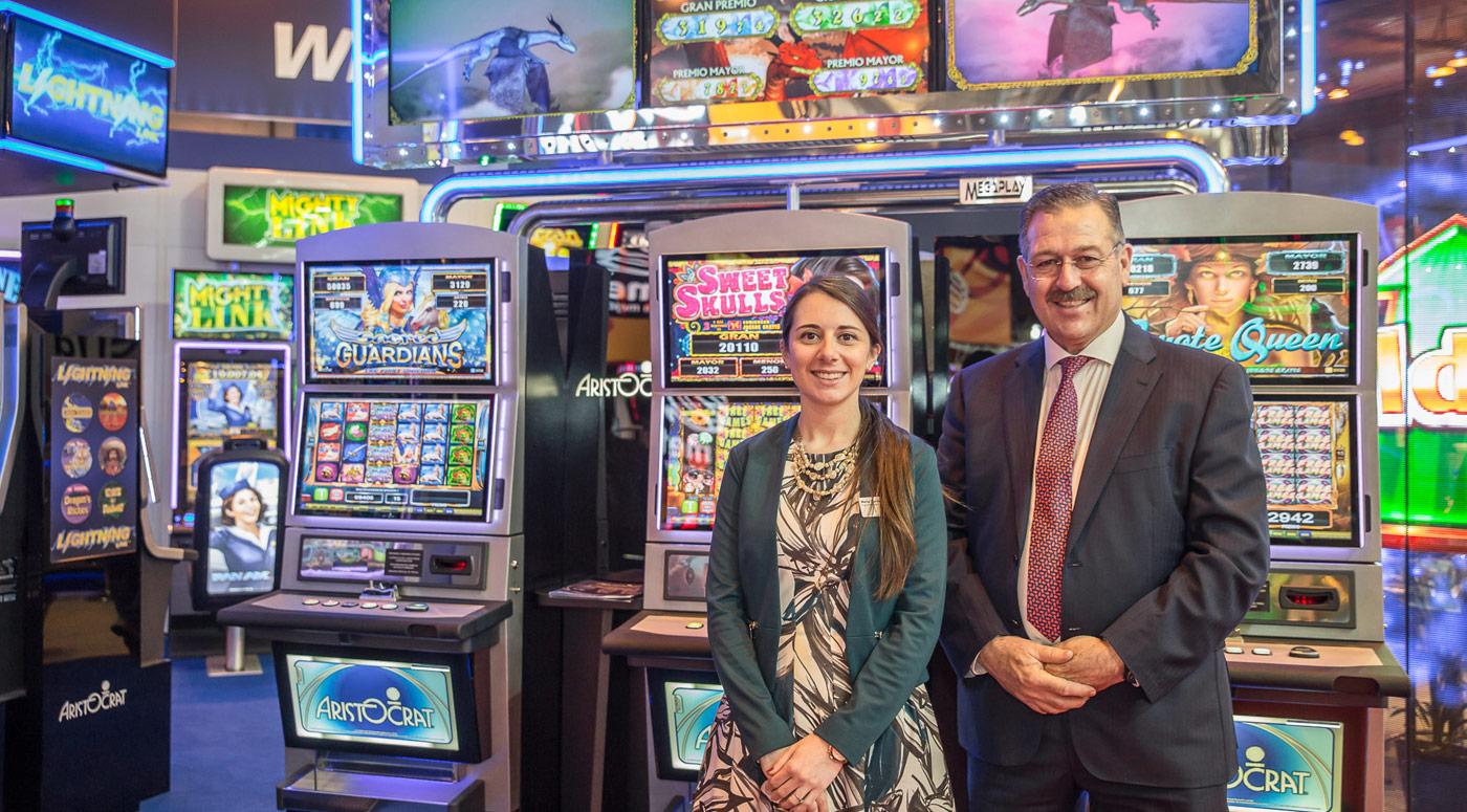 Juegos de Aristocrat casino online Madrid-166940