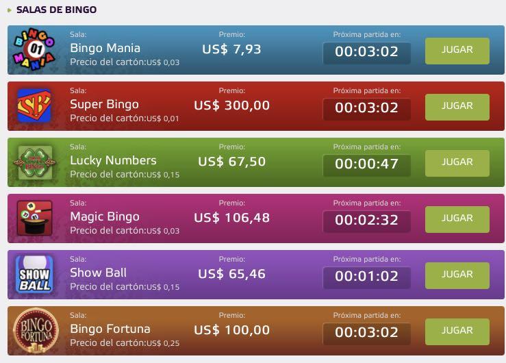 Juegos Downtown bingo wanna bet apuestas-809151