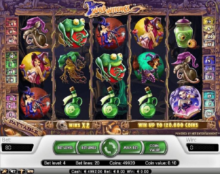 Juegos tragamonedas gratis Wild Símbolo-770409