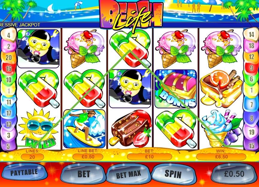Jugar Beach Life tragamonedas como ganar en el casino 2019-902446