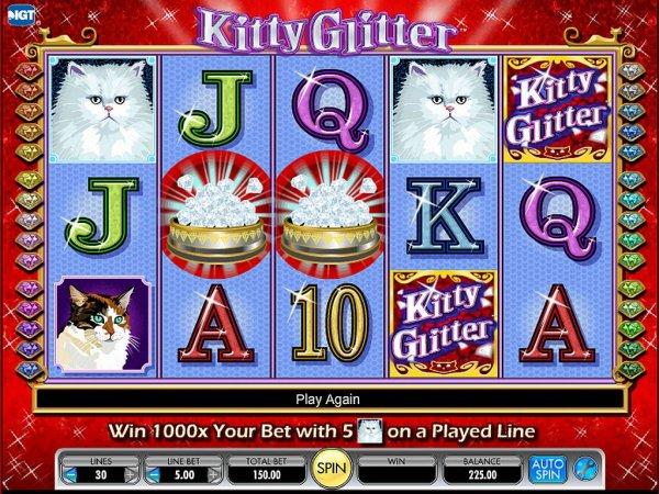 Kitty glitter tragamonedas gratis salas bingo fiables-869292
