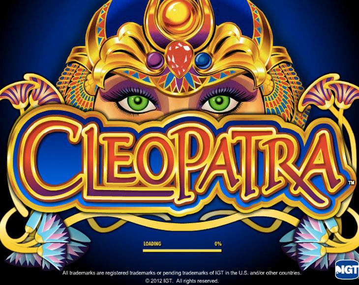 Maquinas tragamonedas cleopatra limpio gratis en bonos-356611