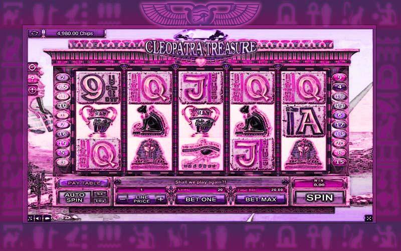 Maquinas tragamonedas jugar cleopatra online Ladbrokes-412442