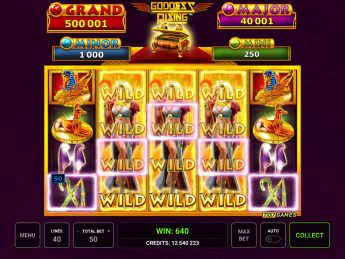 Paf Game Studio es juego de casino golden goddess-292202