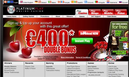 Platinum Playcasino com reglas del poker-592519