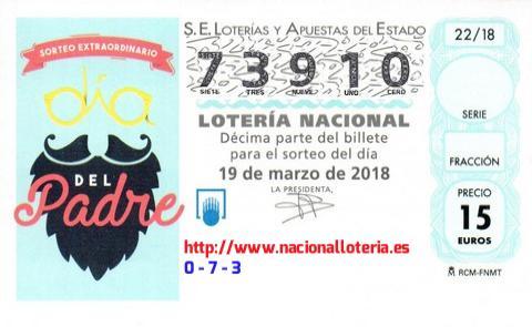 Premios por terminacion loteria nacional william Hill es-659468