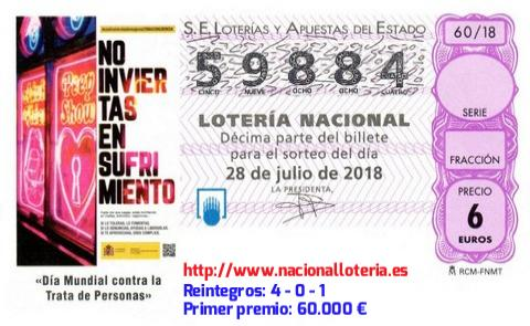 Premios por terminacion loteria nacional william Hill es-622700