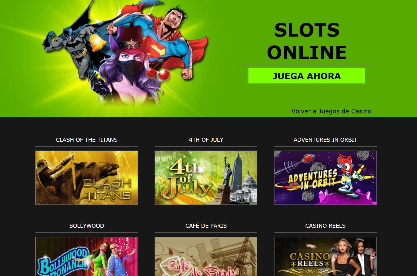 Promociones para jugadores latinos el mejor casino-937657