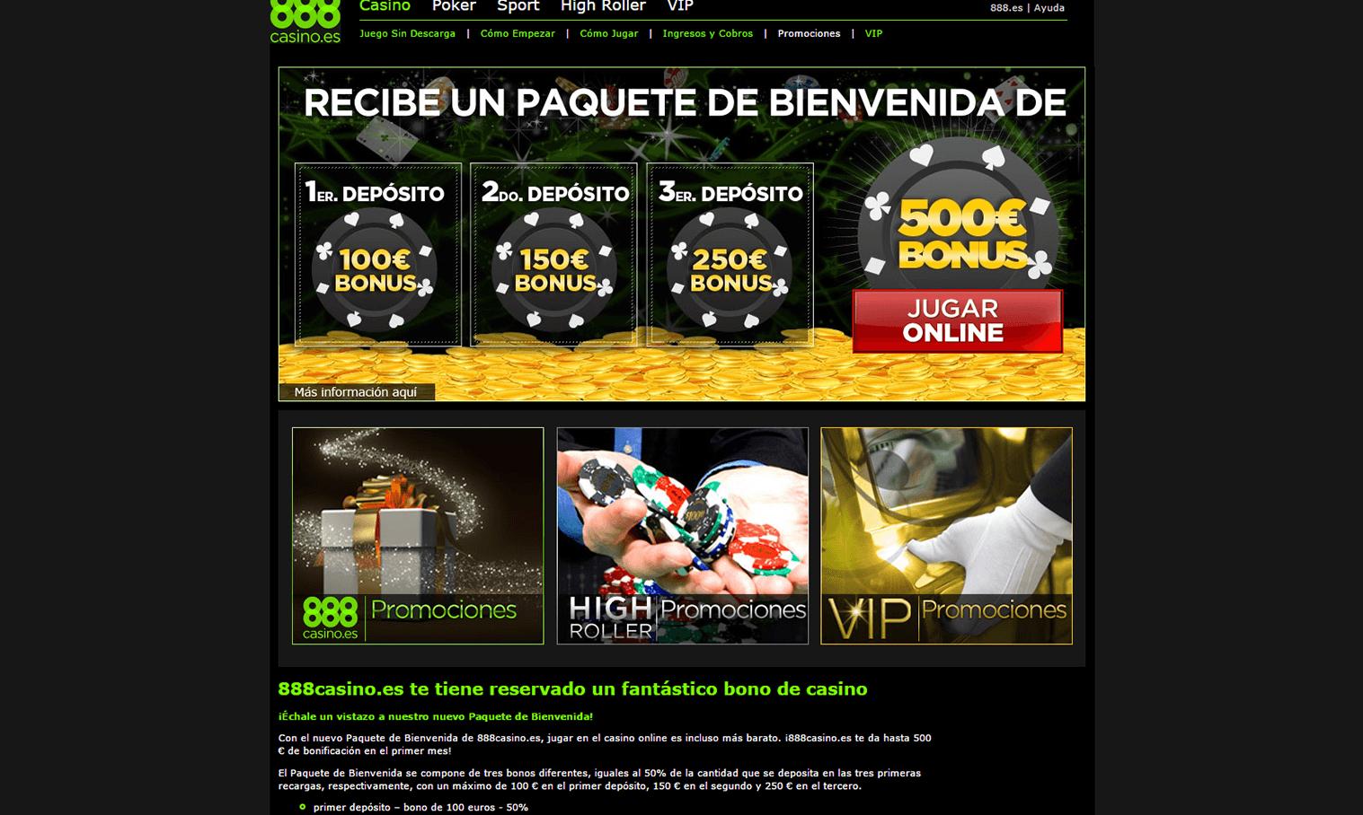Promociones para jugadores latinos el mejor casino-739878
