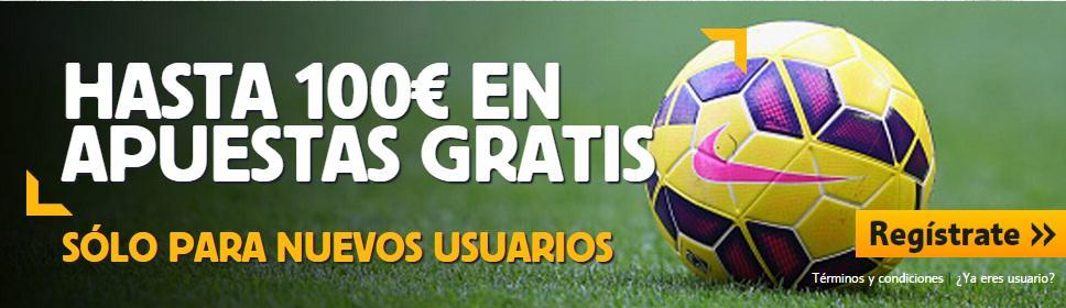 Registras 100€ de bono hill williams casino-463271