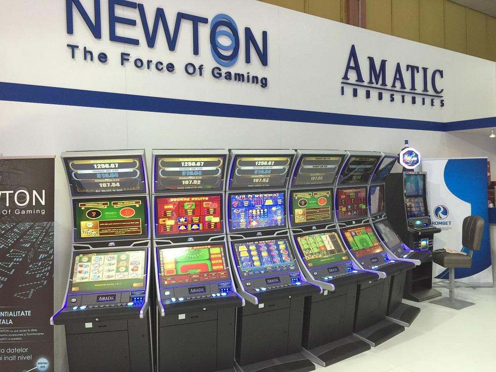 Reglas del poker casino Amatic Industries-561110