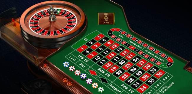 Ruleta europea online grandHotel casino-802416